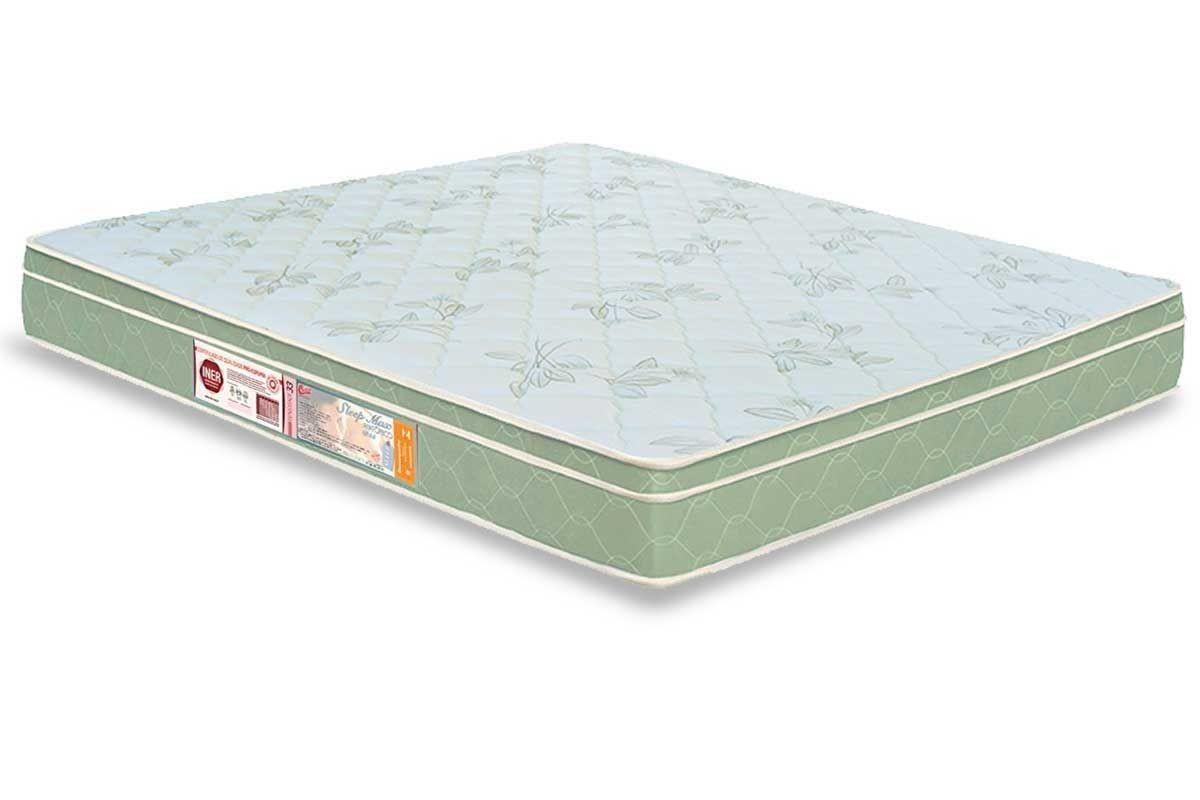 Colchão Castor de Espuma D33 Sleep Max Ortopedico 25 cm