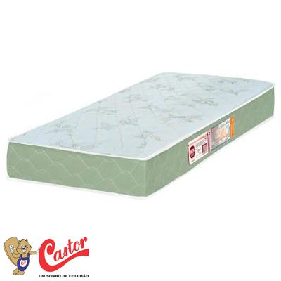 Colchão de Espuma Castor  D33 Sleep Max Ortopedico 15 cm