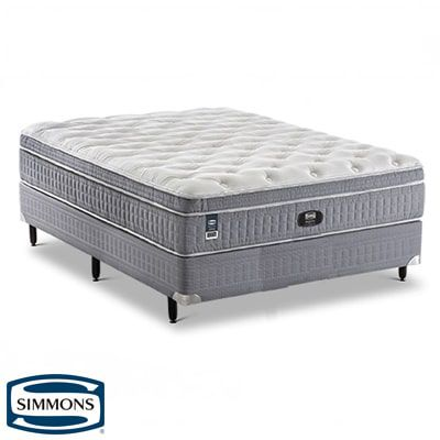 Colchão Beautysleep Intimate Simmons - Molas Ensacadas