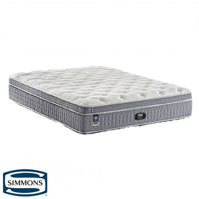 Colchão King Size Beautysleep Finesse Simmons Molas Ensacadas