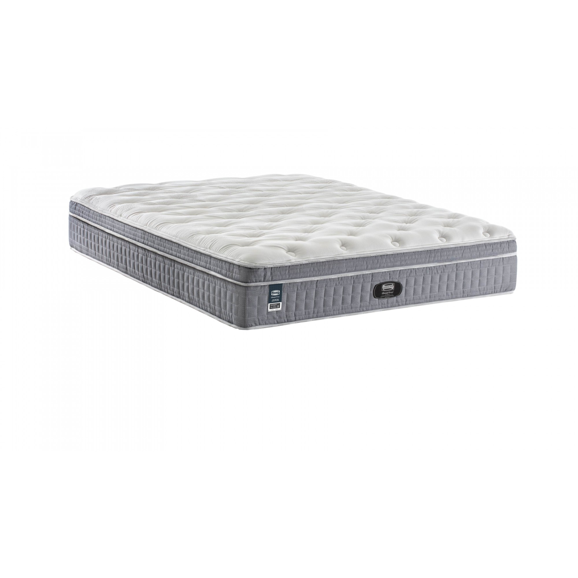 Colchão Queen Size Beautysleep Finesse Simmons Molas Ensacadas