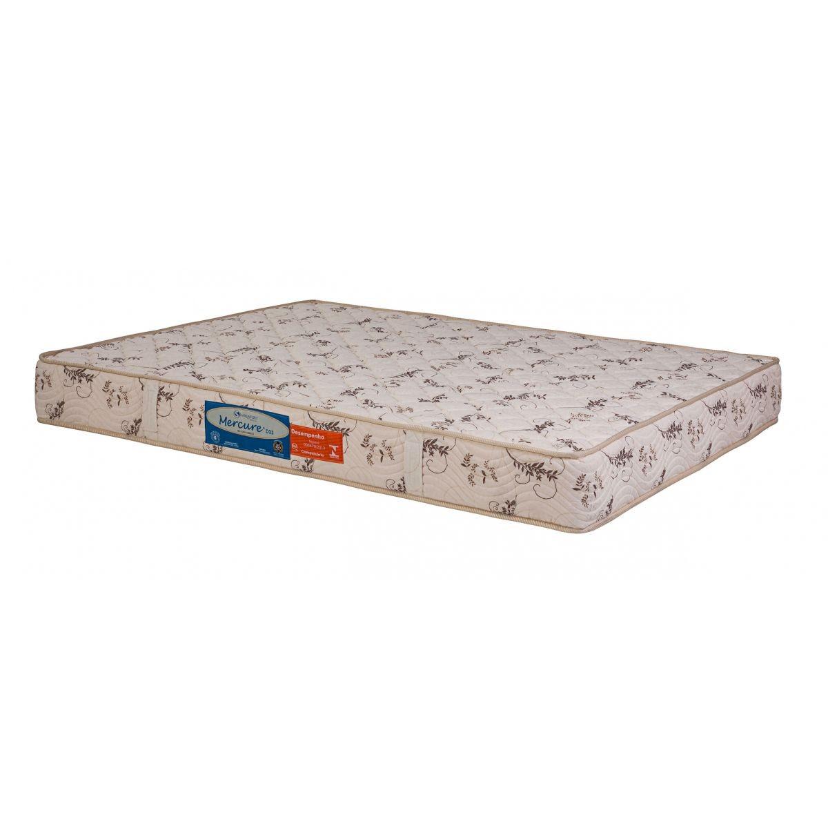 Colchão Sankonfort de Casal de Espuma D33 Mercure 17 cm