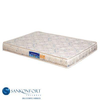 Colchão Sankonfort de Espuma D28 Chamonix 14 cm