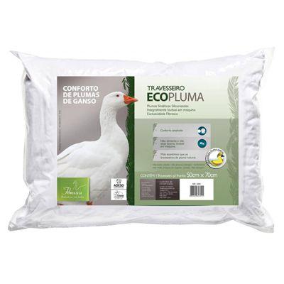 Travesseiro Fibrasca Ecopluma