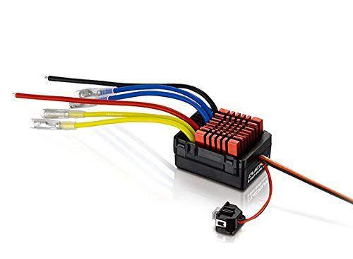 122304 - Esc Quicrun WP 860 Dual Brushed 60a Hobbywing