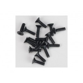 8381-012 - Parafuso 3x10mm Fh Screw Coarse Thread (16pcs)