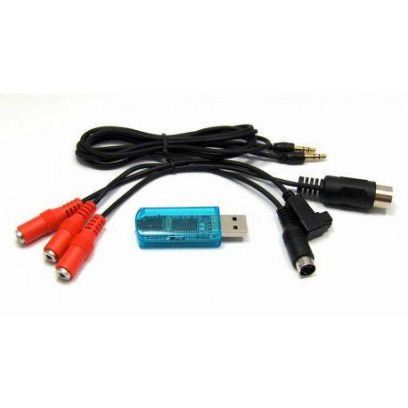 13597 - Simulador USB Cable XTR/AeroFly/FMS