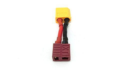 14543 - Plug Adaptador Male XT60 <-> Female T-Conector