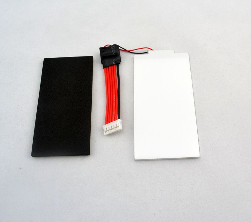 17129 - LCD Backlight Kit Turnigy 9X - Branco