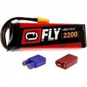 25033 - Bateria LiPo 2200mAh 3S 50C - Venom