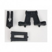 8381-004 - UPPER DECK MOUNT FRONT AND REAR FOR THE OPTIMUS AND ZOMBIE