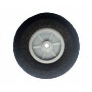 9852 - Roda Light Foam (Diâmetro: 30mm, Largura: 12mm)