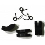 Hpi87151 - Embreagem Clutch Shoe/Spring 3 Sapatas