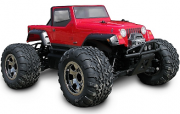 LHP-1017 - Bolha Jeep Rubicon - Rock Crawler  & Stampede 4x4 VXL / Savage / Mad Force
