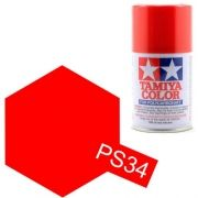 PS-34 - Tinta Spray Bright Red Tamiya - 100ml