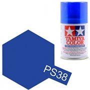 PS-38 - Tinta Spray Translucent Blue Tamiya - 100ml