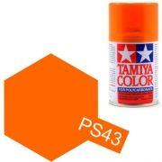 PS-43 - Tinta Spray Translucent Orange Tamiya - 100ml