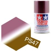 PS-47 - Tinta Spray Iridescent Pink/Gold Tamiya - 100ml