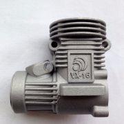 R012 - Bloco Motor Glow Nitro Combustao Vertex 16