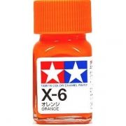 X-6 - Tinta Emanel Mini Orange Tamiya - 10ml
