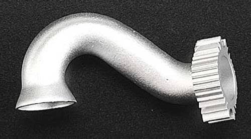 5340 - Coletor Traxxas Revo Header, Exhaust (revo)