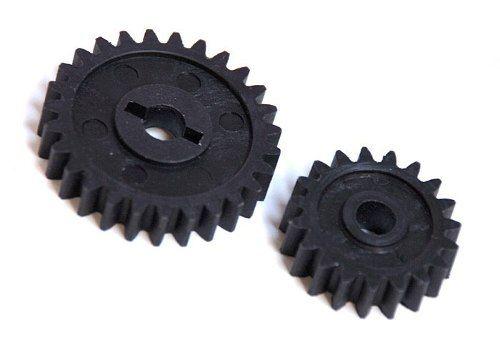 08014 - Diffirential Gear Wheel 4(19t) 5(27t)