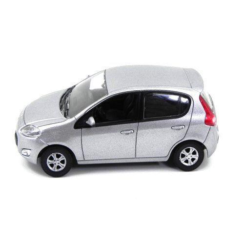 Nor771180 - Fiat Novo Palio 2012 1/43 (preto Ou Prata) Norev