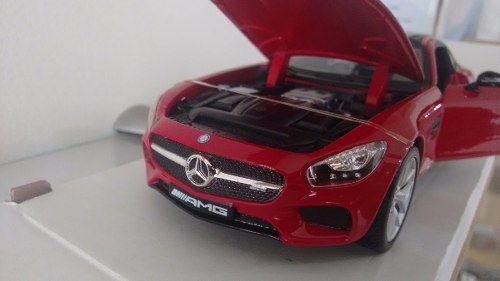 Mai31134 - Mercedes-benz Amg Gt 1/24 Maisto