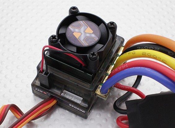 28377 - ESC Controlador X-Car 120A Brushless Car (sensored / sensorless)