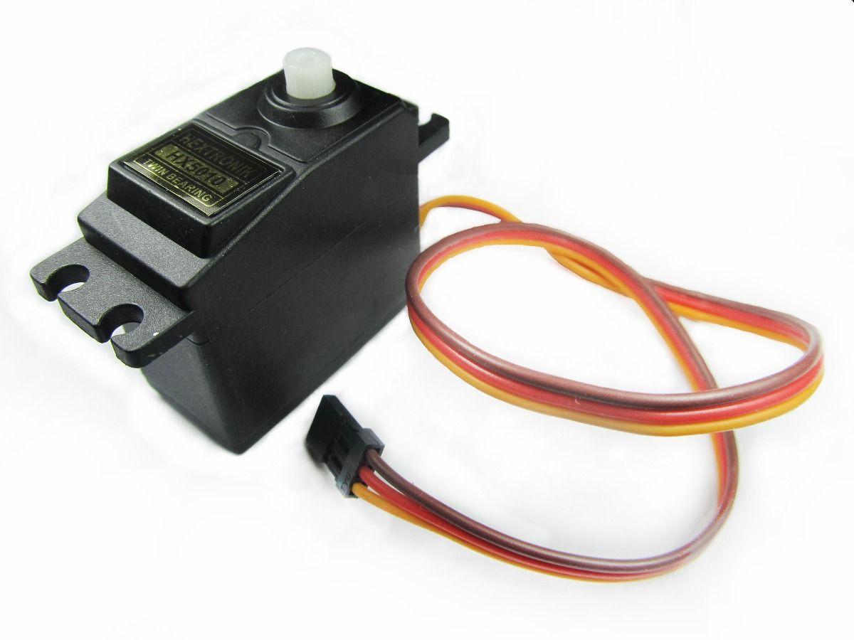 3743 - Servo Standard HX5010 Digital 25T 6.5kg / 0.16sec / 39.2g