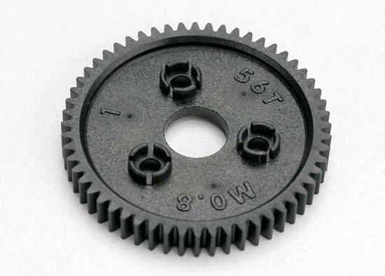3957 - Spur gear 56T (TM 3.3) Traxxas