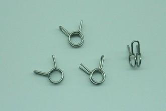 LHP-0629 - Presilhas para Tubos De Silicone/neoprene/tygon - P