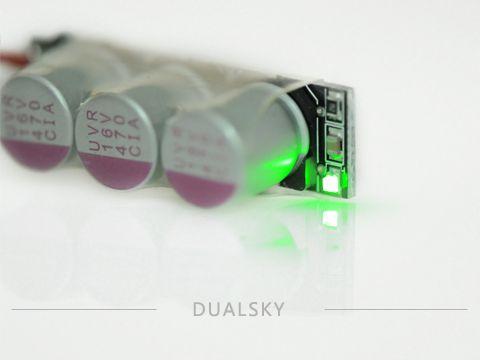 45884 - ESC para Capacitor for works team