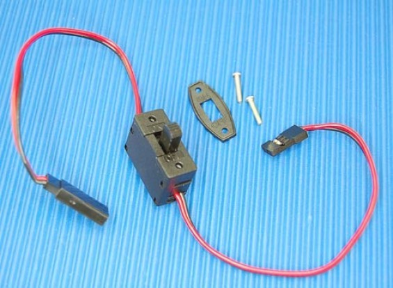 4841 - Chave Liga/Desliga JR Power Switch (2 plug)