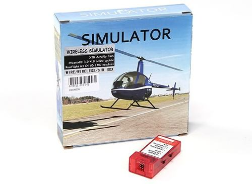 52145 - Simulador Wireless 9 em 1 Simulator Adapter