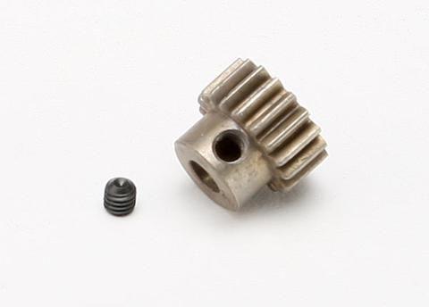 54018 - Pinhão 18t Dentes 48dp Team Titan Alumínio