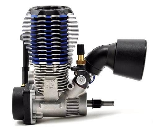 5407 - Motor Traxxas 3.3, IPS Shaft com Recoil Revo Jato Tmaxx