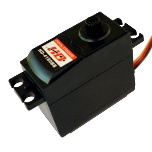 Hd-4180bb - Servo Standard Power Hd 41g/ 4.1kg-cm Torque Digital