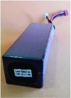 Lpb55441283-45 - Bateria Lipo 5200mah, 11,1v, 45c