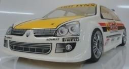 Lhp-0851 - Renault Clio Versão Copa Clio Br 1/10 200mm