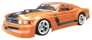 Lhp-0723 - Mustang 70 1/10 200mm
