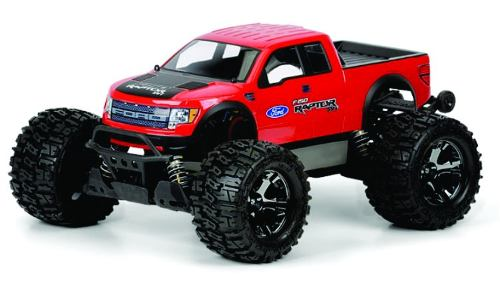 Lhp-0945 - F-150 Raptor Svt 1/10 - Stadium Trucks