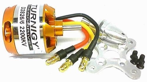 12919 - Motor Aerodrive Brushless D2826/6 2200kv
