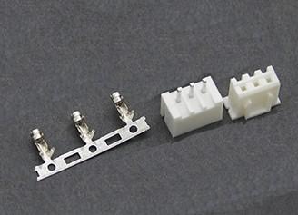 81600 - Conector balanceador Macho/Femea (2S) 3 Pinos JST-XH