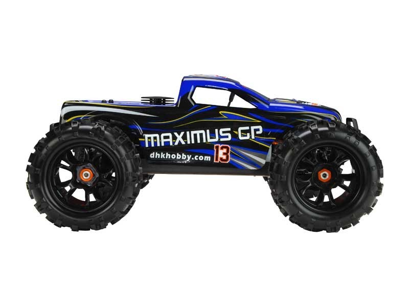 9382 - Automodelo DHK Truck Maximus Gp 1/8th Rtr Nitro 4wd