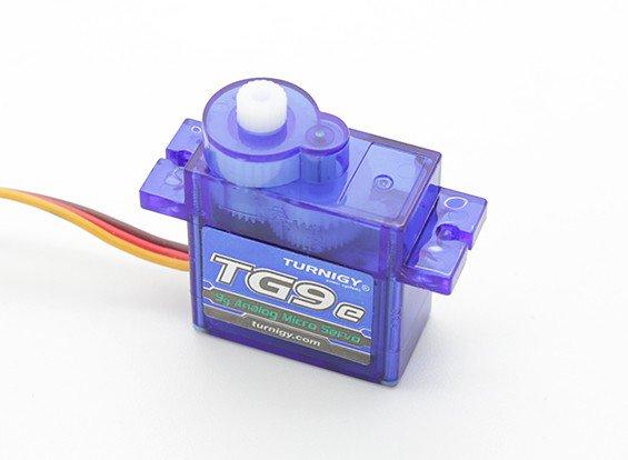 9549 - Micro Servo TG9E  Eco 1.5kg / 0.10sec / 9g