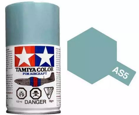 AS-5 - Tinta Spray Lata Light Blue (Luftwaffe)
