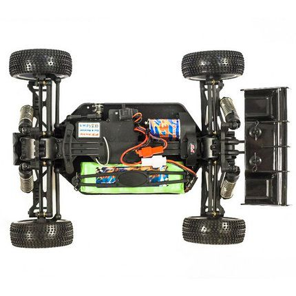FS73201 - AUTOMODELO ELÉTRICO FS RACING BUGGY 1/18 RTR 4WD COMPLETO COM RÁDIO 2.4GHZ BATERIA E CARREGADOR