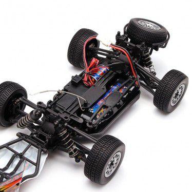 FS73902 - AUTOMODELO ELÉTRICO FS RACING DESERT BUGGY 1/18 RTR 4WD COMPLETO COM RÁDIO 2.4GHZ BATERIA E CARREGADOR