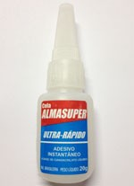 H1 AEP60 - Cola Cianoacrilato Baixa Viscosidade 20g